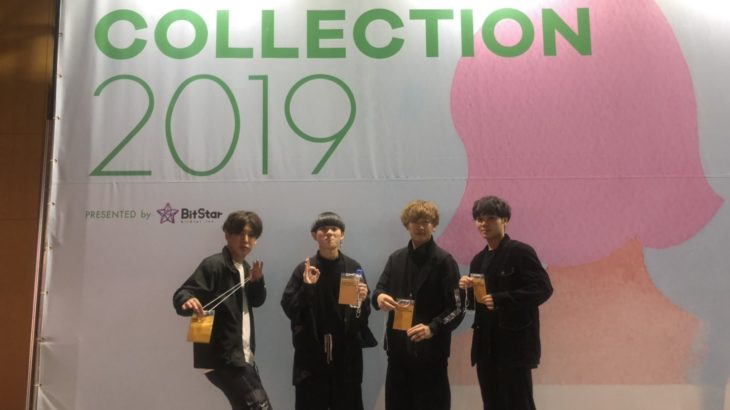 『SAPPORO COLLECTION 2019』オープニングアクト4thGAS出演!!