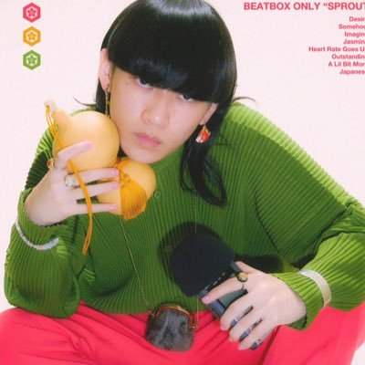 """『SHOW-GO』Beatbox Only """"SPROUT""""をリリース決定!!"""